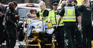 4 killed in 'terrorist incident' at UK Parliament