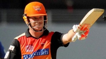 David Warner sets record for most fifties in IPL