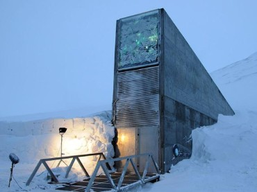 Norway gets emergency vault to store data up to 1,000 years