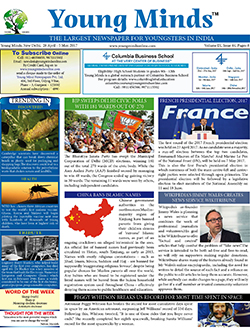 Young Minds, Volume-IX, Issue-44