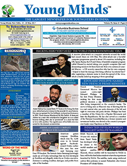 Young Minds, Volume-IX, Issue-47
