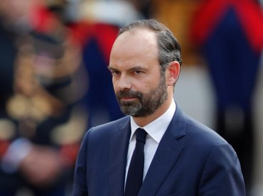 Edouard Philippe named new French Prime Minister