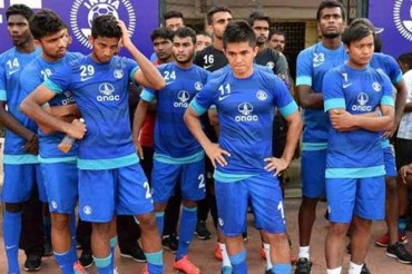 India Rises to 100th Spot In FIFA Rankings In 21 Years