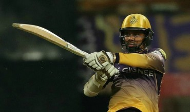 Sunil Narine hits 15-ball fifty, joint-fastest in IPL ever
