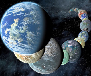 NASA finds 10 new Earth-like planets