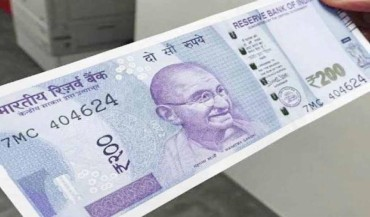 RBI to introduce Rs. 200 currency notes