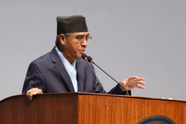 Sher Bahadur Deuba elected as Nepal's PM for 4th time