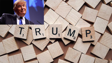 'Trump' children's word of the year