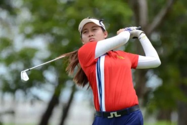 14-yr-old youngest ever winner of a professional golf event