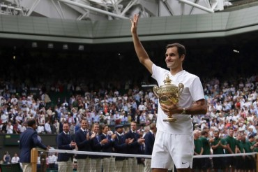 Roger Federer the greatest-ever athlete across all sports after Wimbledon triumph
