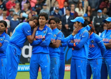 Indian women lose title but win hearts