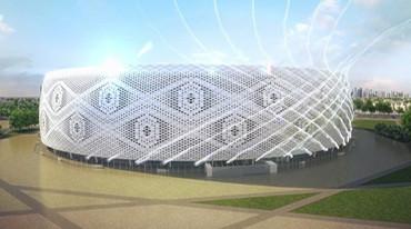 Qatar to build Arabian cap-shaped stadium for FIFA World Cup
