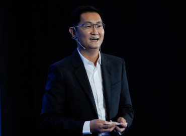 Tencent Chairman Ma Huateng becomes China's richest person
