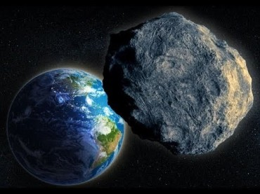 A three mile wide asteroid is set to graze past Earth on Sept. 1