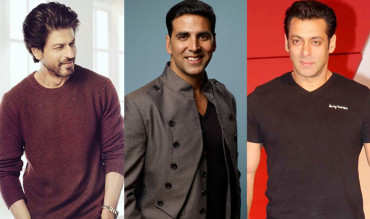 SRK beats Salman & Akshay to become India's highest paid actor
