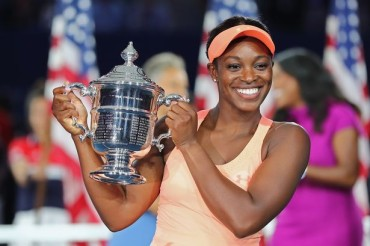 World number 83 Sloane Stephens wins US Open