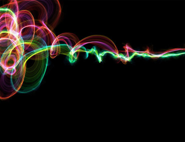 Light-based information stored as sound for the first time