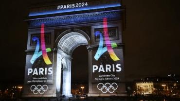 Paris to host 2024 Olympics