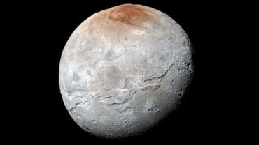 Pluto's features named 87 years after its discovery