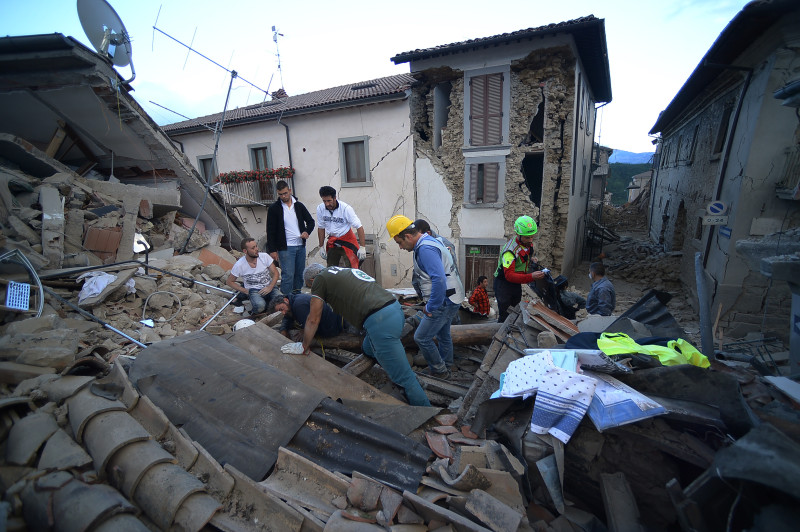 Three strong earthquakes reported in 24 hours