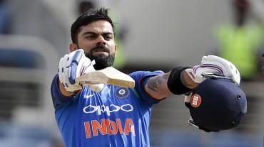 Virat Kohli breaks world record for most runs in T20I chases