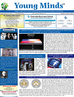 Young Minds, Volume-X, Issue-12