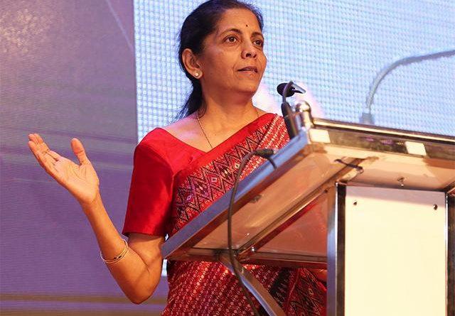 nirmala-sitharaman-named-defence-minister