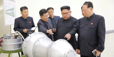 North Korea conducts its 6th nuclear test