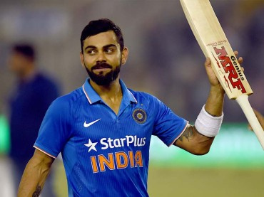 Virat Kohli becomes highest run-getter in ODIs in 2017