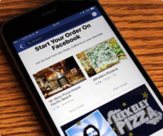 Facebook launches food delivery service in US