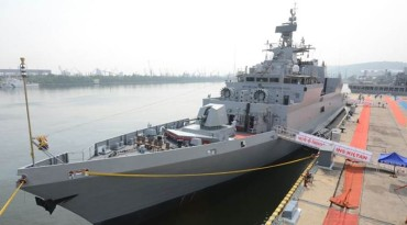 Anti-Submarine Warship INS Kiltan commissioned into Navy