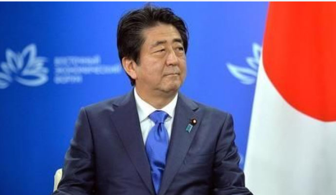 Japan's Abe gets re-elected as PM for the third time
