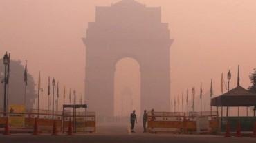 DEADLY SMOG IN DELHI