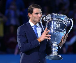 Nadal oldest player to finish year-end No. 1 in ATP history