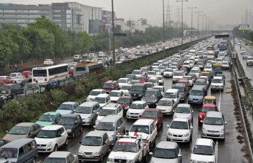 Odd-even rule back in Delhi