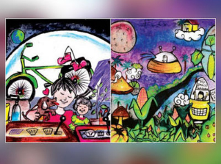 3 Indian students among NASA calendar art contest winners