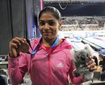 India wins its 1st individual medal at Gymnastics World Cup