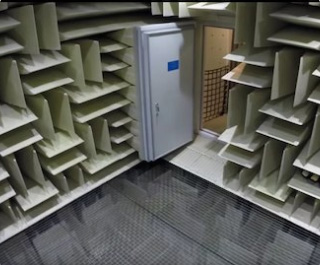 Microsoft lab is the quietest place in the world