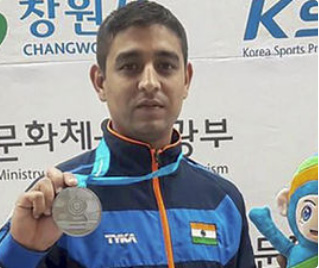 Indian shooter becomes World No.1 in 10m air pistol rankings
