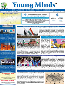 Young Minds, Volume-X, Issue-46