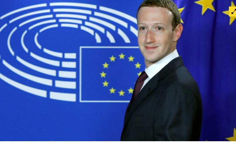 Zuckerberg apologizes to UK lawmakers over data breach
