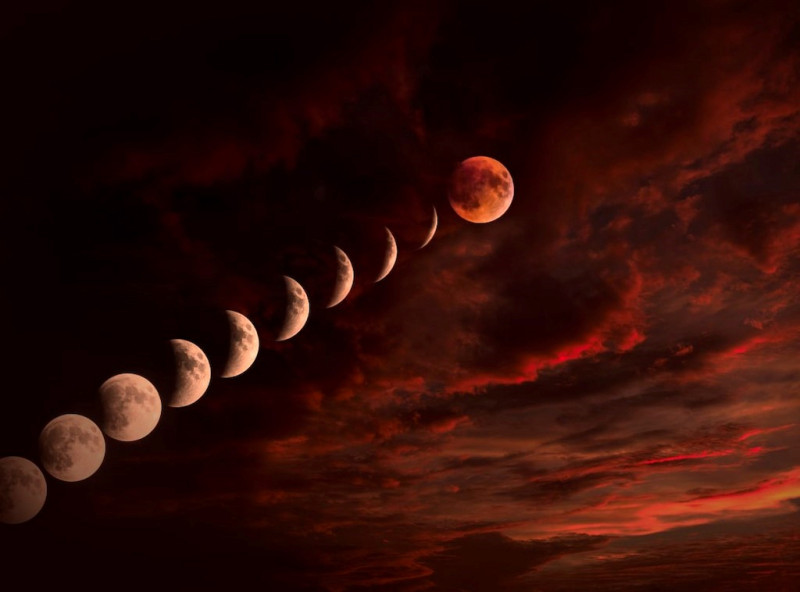July 27 total lunar eclipse to be the longest of 21st century