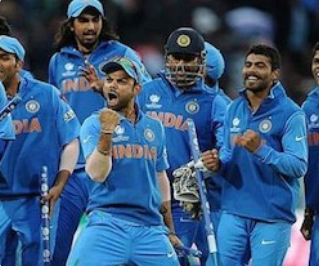 India to play 200 int'l cricket matches from 2018 to 2023