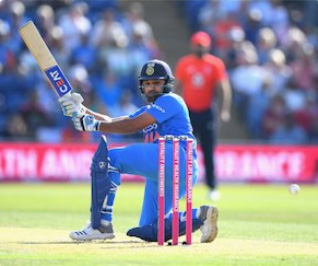 Rohit becomes 2nd Indian after Kohli to reach 2,000 T20I runs