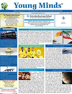 Young Minds, Volume-XI, Issue-2