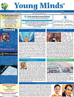 Young Minds, Volume-XI, Issue-4