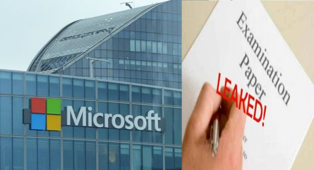 Microsoft tech to keep CBSE papers leak-proof 30 mins prior exam