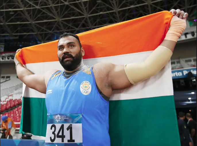 Tejinderpal Singh wins India's 1st Athletics gold at Asiad 2018