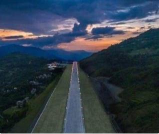 PM inaugurates India's 100th airport