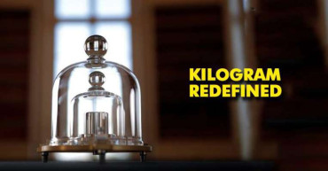 Definition of kilogram changed after nearly 130 years